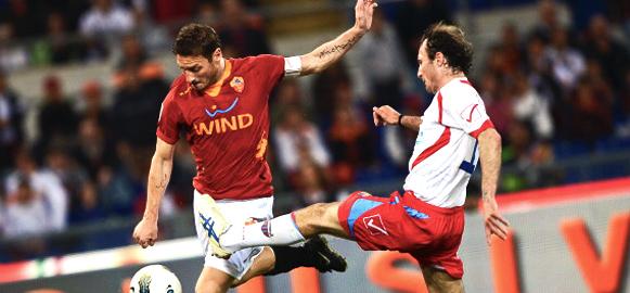 Calcio serie a catania subito in quarta 2 2 contro la for Subito offerte lavoro catania
