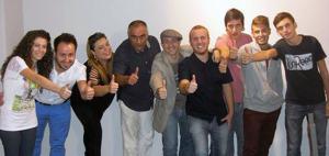 il gruppo organizzativo