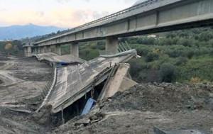 250 kg di tritolo Viadotto Himera: demiliti più di 200 m di carreggiata