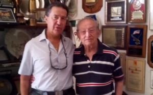 Nella foto da sinistra: avv. Pippo Rollo Presidente Associazione Regionale Siciliana di Philadelphia, avv. Domenico Azzia presidente Sicilia Mondo