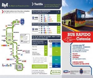 BRT_Catania_percorso_e_tariffe