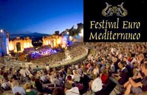 festival euro mediterraneo a taormina e siracusa
