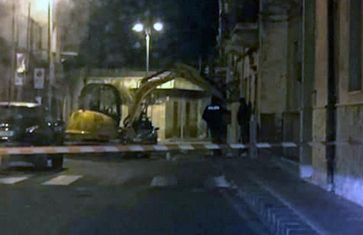 Catania, assalti in banca e furti con