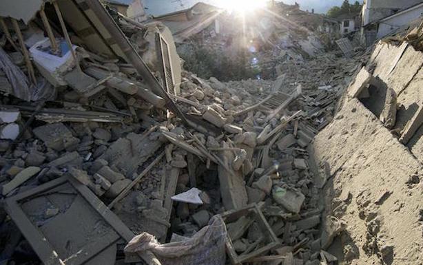 Terremoto in Centro Italia, paura e distruzione