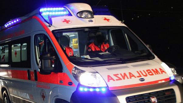 Palermo, incidenti stradali nella notte di Ferragosto