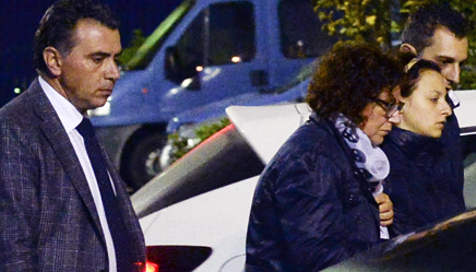 Andrea Stival, Veronica Panarello lo accusa. Lui