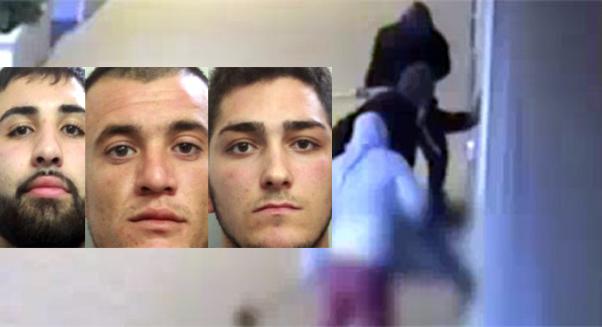 Tentano furto con spaccata in un negozio. Arrestati FOTO VIDEO