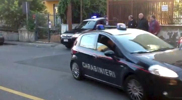 Sparatoria a Catania, un morto e un ferito