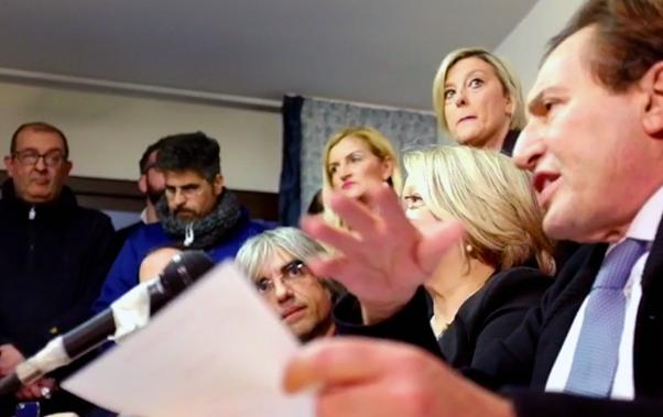 """Crocetta ha presentato il suo nuovo movimento """"Riparte Sicilia"""""""