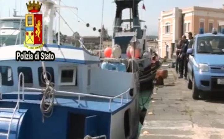 Migranti sbarcati a Pozzallo: