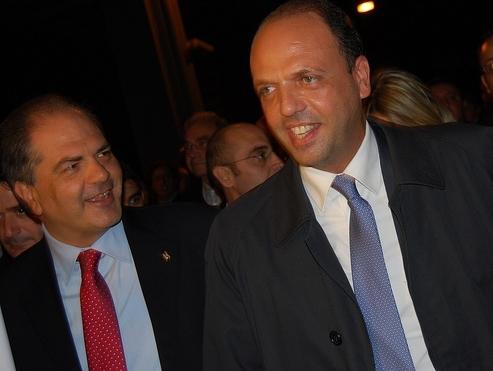Alfano in Calabria lancia Ap: