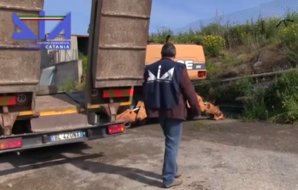Mafia, confiscati 1,3 milioni di euro a un imprenditore