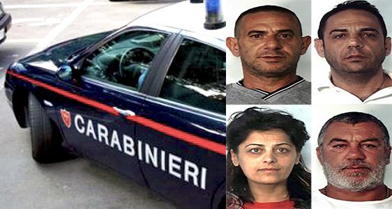 Muore avvelenato dai sicari pagati dalla compagna: 4 arresti a Misterbianco