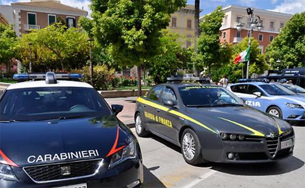 Mafia, operazione Nibelunghi: sequestrati beni per 11 milioni di euro