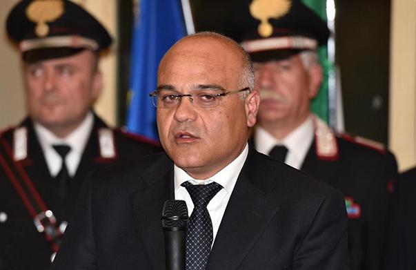 Il governo siciliano rimuove Antoci Lui: