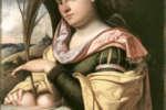 Sant'Agata: dipinto antico