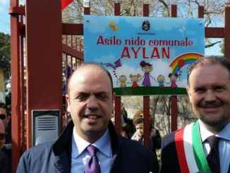 Alfano inaugura asilo ad Aylan Kurdi