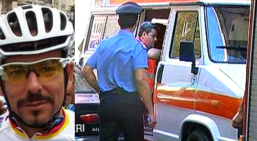 incidente_corridore_ucciso_ambulanza