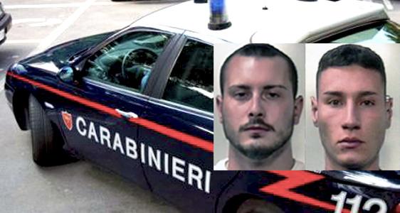 arrestati_rapinatori_SGLAPUNTA