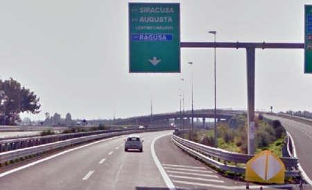 Ok all'autostrada Ragusa-Catania