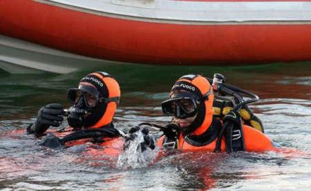 Sub disperso in mare ad Aci Trezza