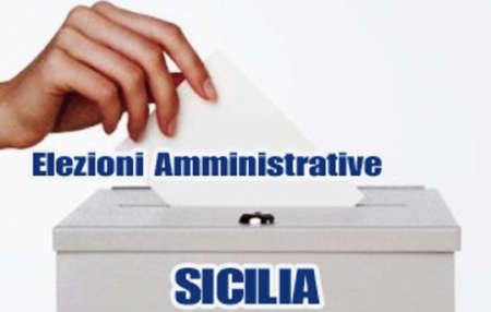 Elezioni Sicilia, tutti i candidati sindaci