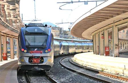 Nuovi treni in Sicilia