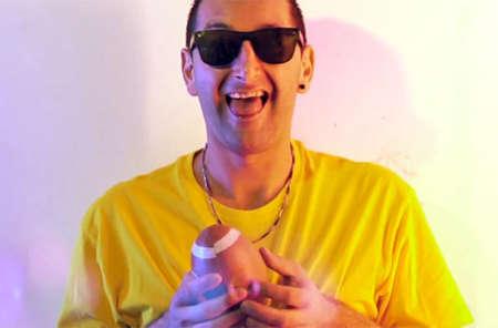 Leccaculi con il rapper Ciccio Elektro