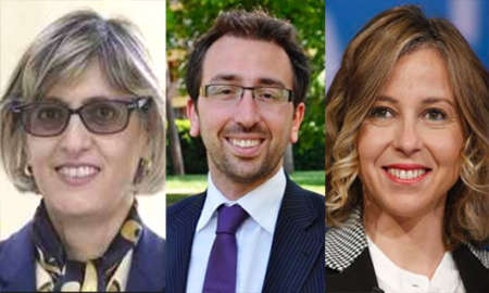 Tre ministri siciliani al Governo