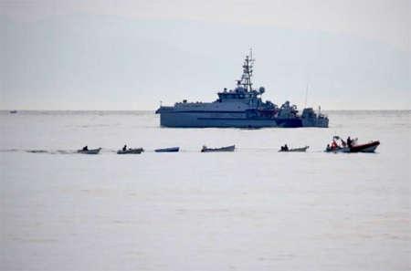 Libici soccorrono migranti alla deriva