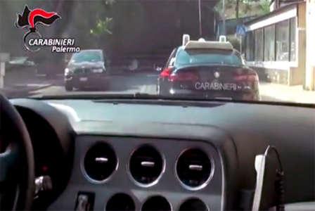 Palermo, sgominata banda internazionale, 17 arresti