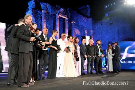 Nastri d'argento a Taormina, stravince 'Dogman'
