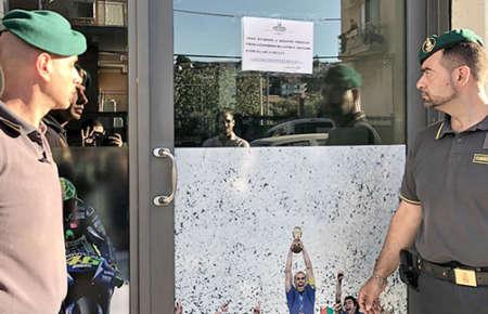 Catania, sequestrata sala scommesse abusiva