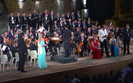 Successo per Aida Concert Gala a Taormina - Interviste