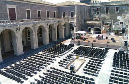 Mythos Opera Festival, apre a Catania con Tosca di Puccini