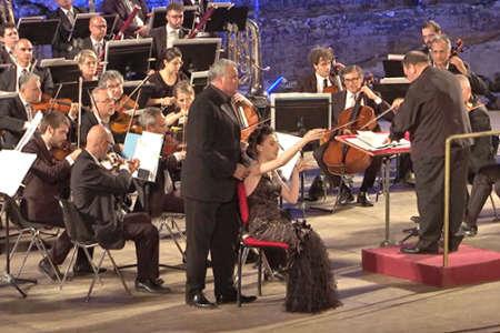Serata conclusiva 'Sesto Senso Opera Festival', gran successo e tanti applausi - Interviste
