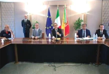 Musumeci incontra vertici infrastrutture di Sicilia