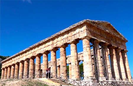 Parco archeologico di Segesta, il primo di altri 17
