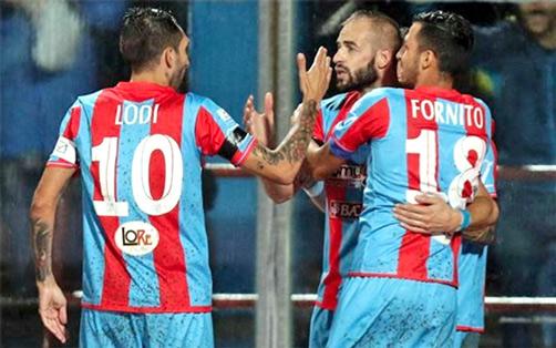 Rende-Catania 1-2: i rossazzurri iniziano col piede giusto