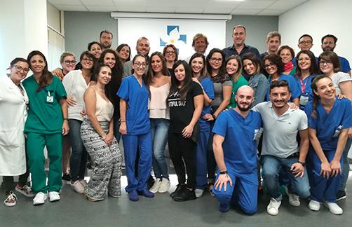 Ospedale Cefalù, stabilizzati 32 infermieri