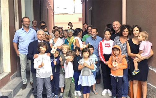 Catania, progetto scolastico speciale