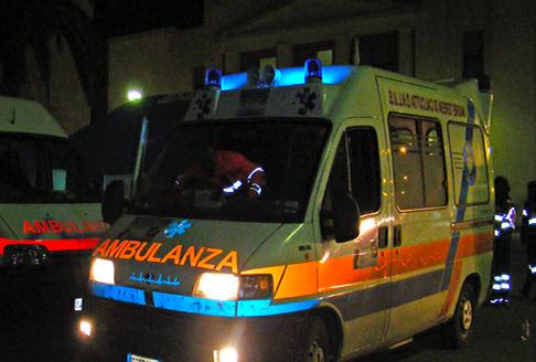 Incidente nel Perugino, otto siciliani feriti