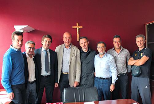 Catania, assessore Parisi incontra gruppo centri sportivi