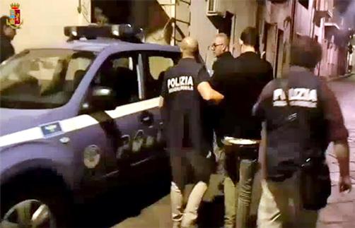 Coltivavano marijuana nel Calatino, 21 arresti