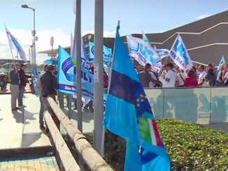 spaccio_alimentare_protesta_lavoratori