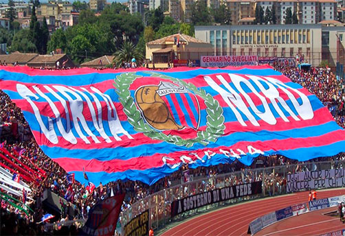 Verso la partita Catania-Vibonese