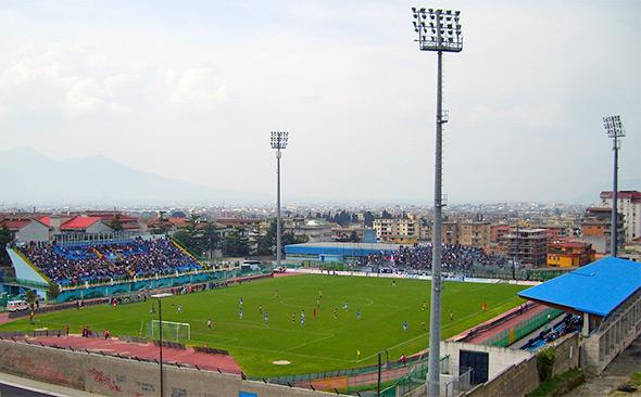 Catania prepara la sfida contro la Paganese