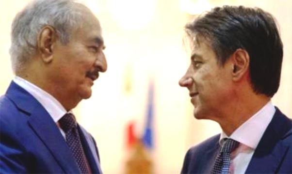 Vertice Libia, polemiche sulla Conferenza di Palermo