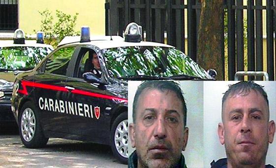 Imprenditori di Mascalucia taglieggiati: due arresti