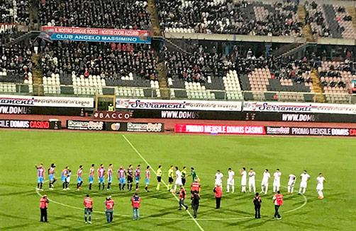 Catania-Siracusa 2-1